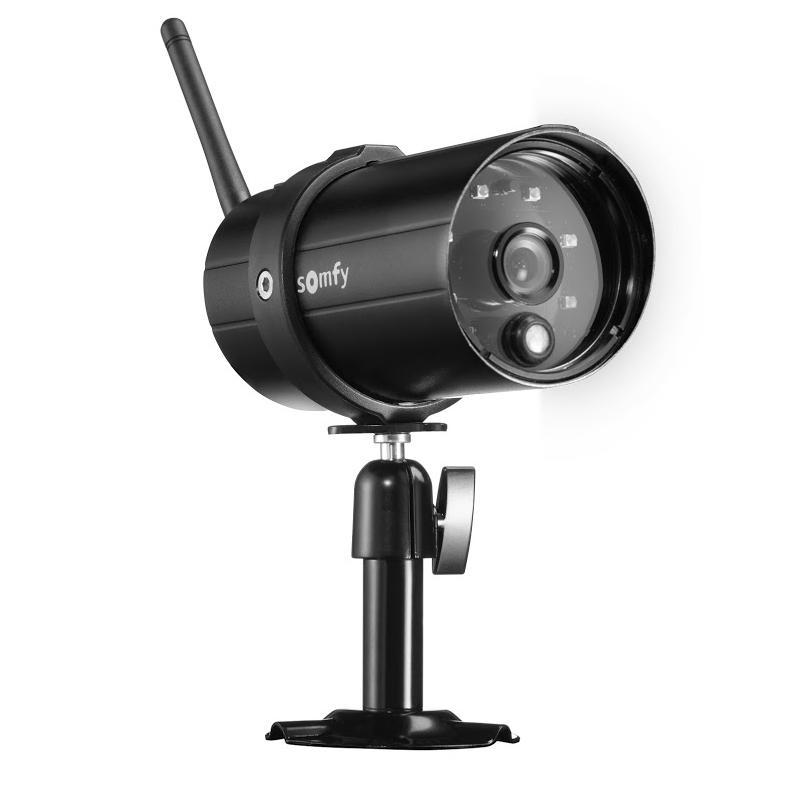Caméra de surveillance extérieure Somfy HD- Visidom OC100