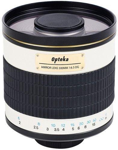 Objectif Opteka 500mm f/6.3 pour Nikon