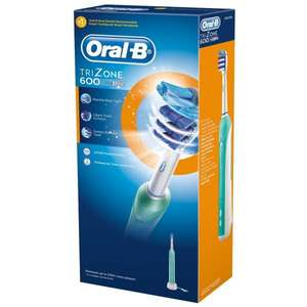 Sélection de brosses à dents électriques Oral-B en promotion - Ex : TriZone 600
