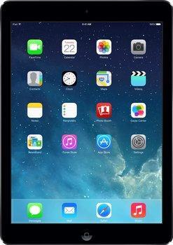 "Tablette 9.7"" Apple iPad Air - Retina, 16 Go, Wi-Fi, gris"