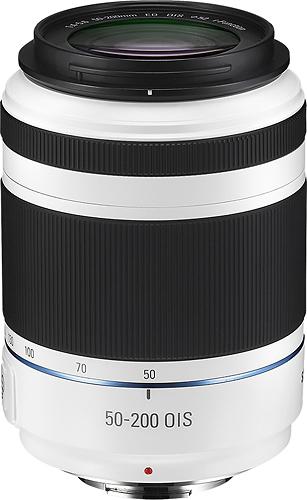Téléobjectif Zoom Samsung EX-T50200CSW 50-200mm F/4.0-5.6 ED OIS III pour Samsung NX