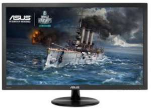 "Ecran PC 22"" Asus Vp228h - Full HD, 1 ms, LED, DVI/VGA/HDMI"