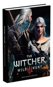 Guide The Witcher 3: Wild Hunt Complete Edition Collector's (en anglais)