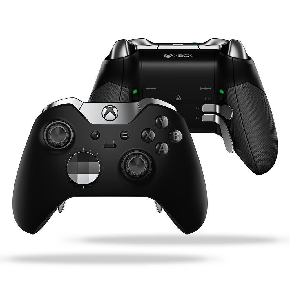 Manette Xbox one Elite  Wireless Controller + Deus Ex : Mankind Divided