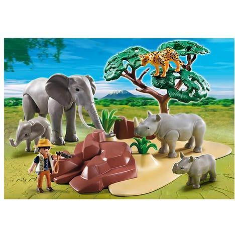 Jouet Playmobil Animaux de la savane