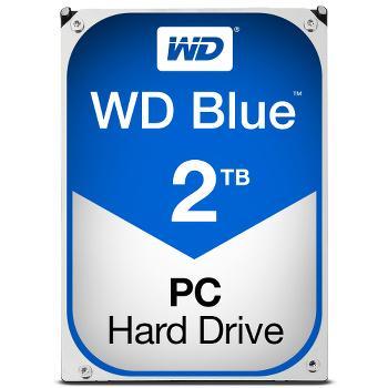 "Disque dur interne WD  Blue 3,5"" - SATA III 6 Gb/s - 2 To"