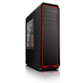 Boitier PC Antec Nineteen Hundred Rouge