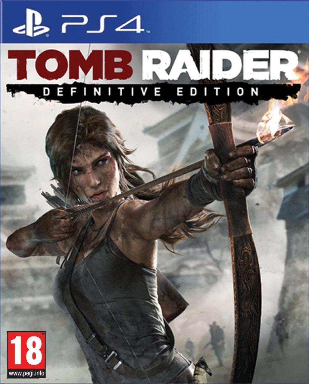 Tomb Raider - Definitive Edition (dématérialisé) sur PS4