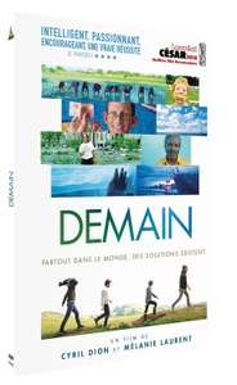 DVD documentaire Demain