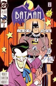 """Comics Batman Adventures #3 - """"Le Joker crève l'écran"""" offert"""