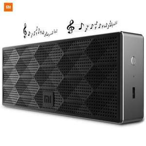 Enceinte bluetooth Xiaomi Square Box - 1200 mAh, Noir