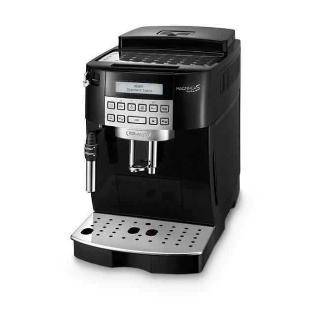 Cafetière expresso automatique DeLonghi MagnificaS Plus 22340 B (avec broyeur à grains)