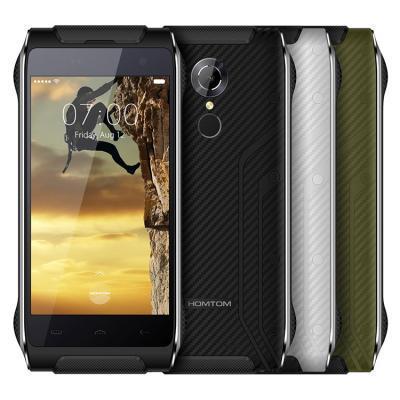 """[Précommande] Smartphone 4,7"""" Homtom HT20 - Etanche, Full 4G, Quad-core, 2 Go RAM, 16 Go ROM, (Micro SD 8Go cadeau), plusieurs coloris"""