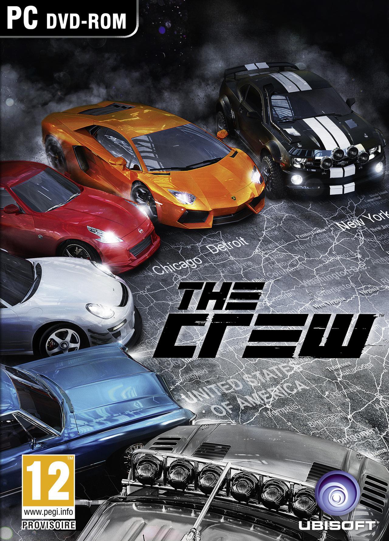 The Crew gratuit sur PC (Dématérialisé - Uplay)