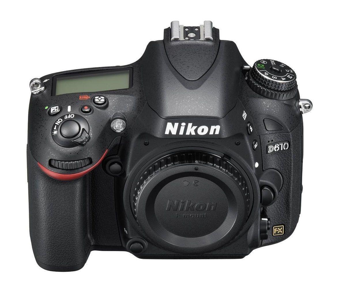 Appareil photo Reflex numérique Nikon D610 - 24.3 Mpix