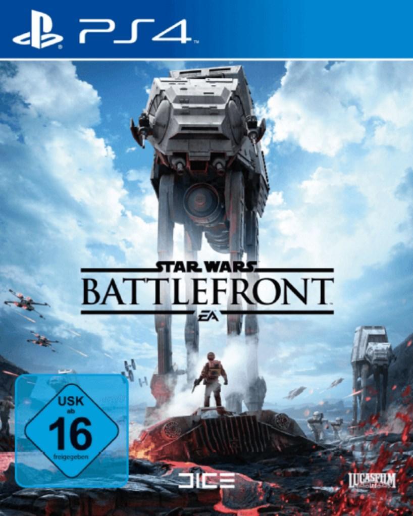 Star Wars Battlefront sur PS4, Xbox one ou PC