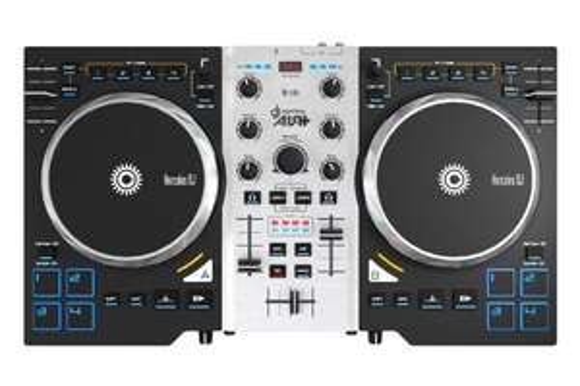 Contrôleur Hercules DJ Control AIR+ S Series - 2 platines