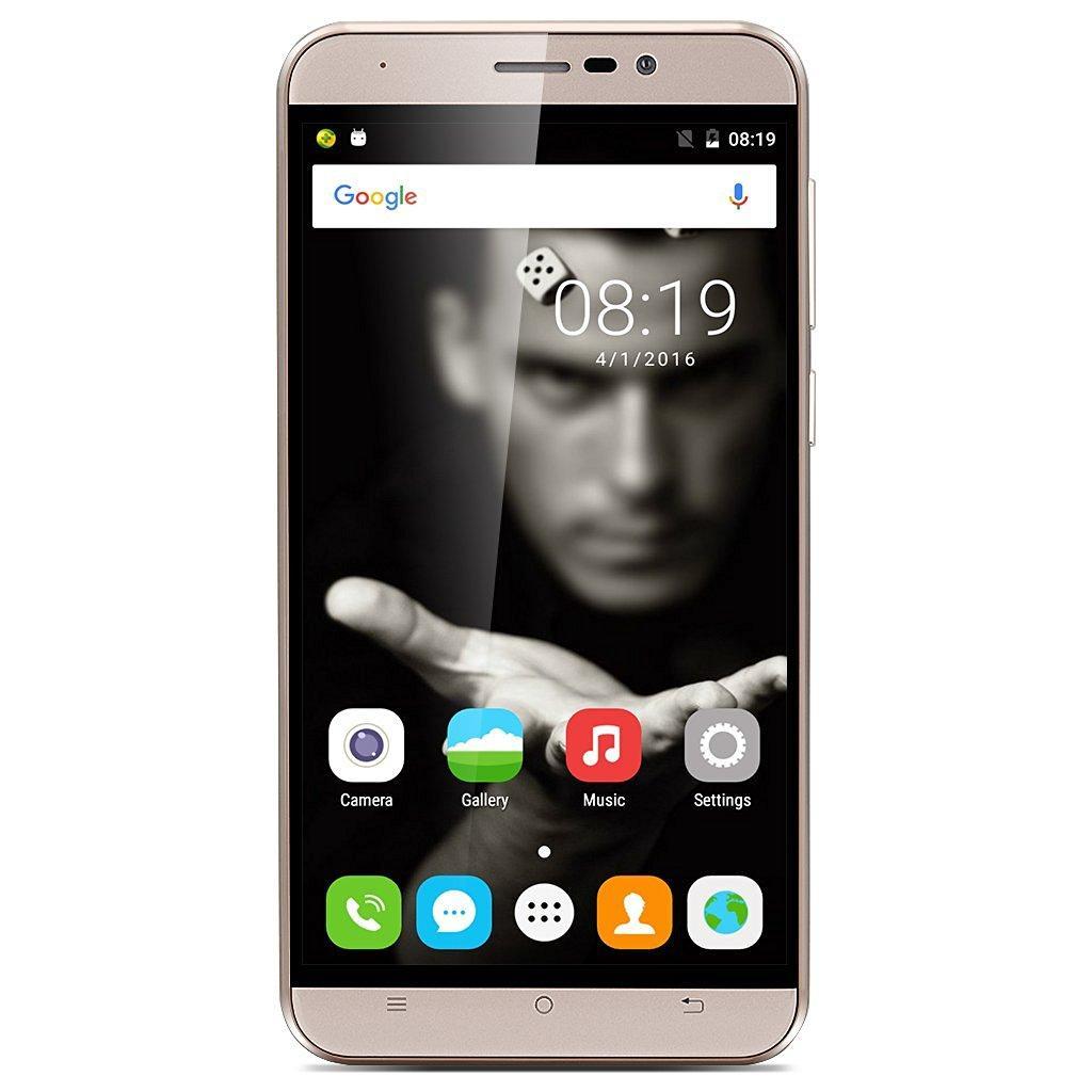 "Smartphone 5,5"" Cubot Dinosaur Dual Sim - HD, Quad-Core MT6735A 1.3GHz, RAM 3Go, 16Go, 4150mAh, Android 6.0"
