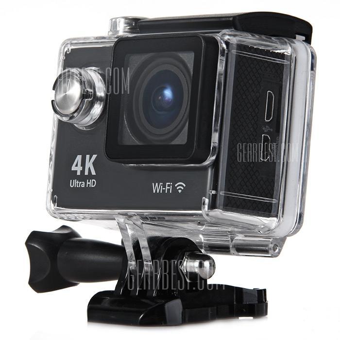 Caméra sportive  Eken H9 - (4K  / 25 fps) avec écran LCD