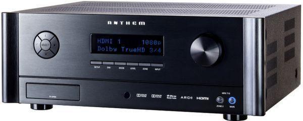 Amplificateur Home-cinéma 7.1  Anthem MRX-710 3D / 4K + Garantie 5 ans + IPlug BTR