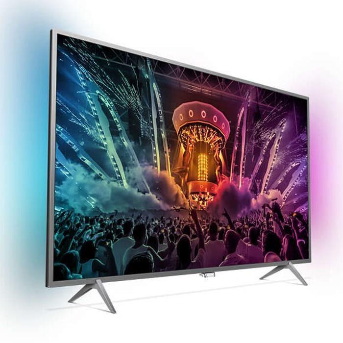 "[CDAV] TV LED 49"" Philips 49PUS6401 - UHD 4K, 100hz, Android TV, Ambilight"