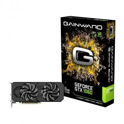 Carte graphique Gainward GeForce GTX 1060 - 6 Go