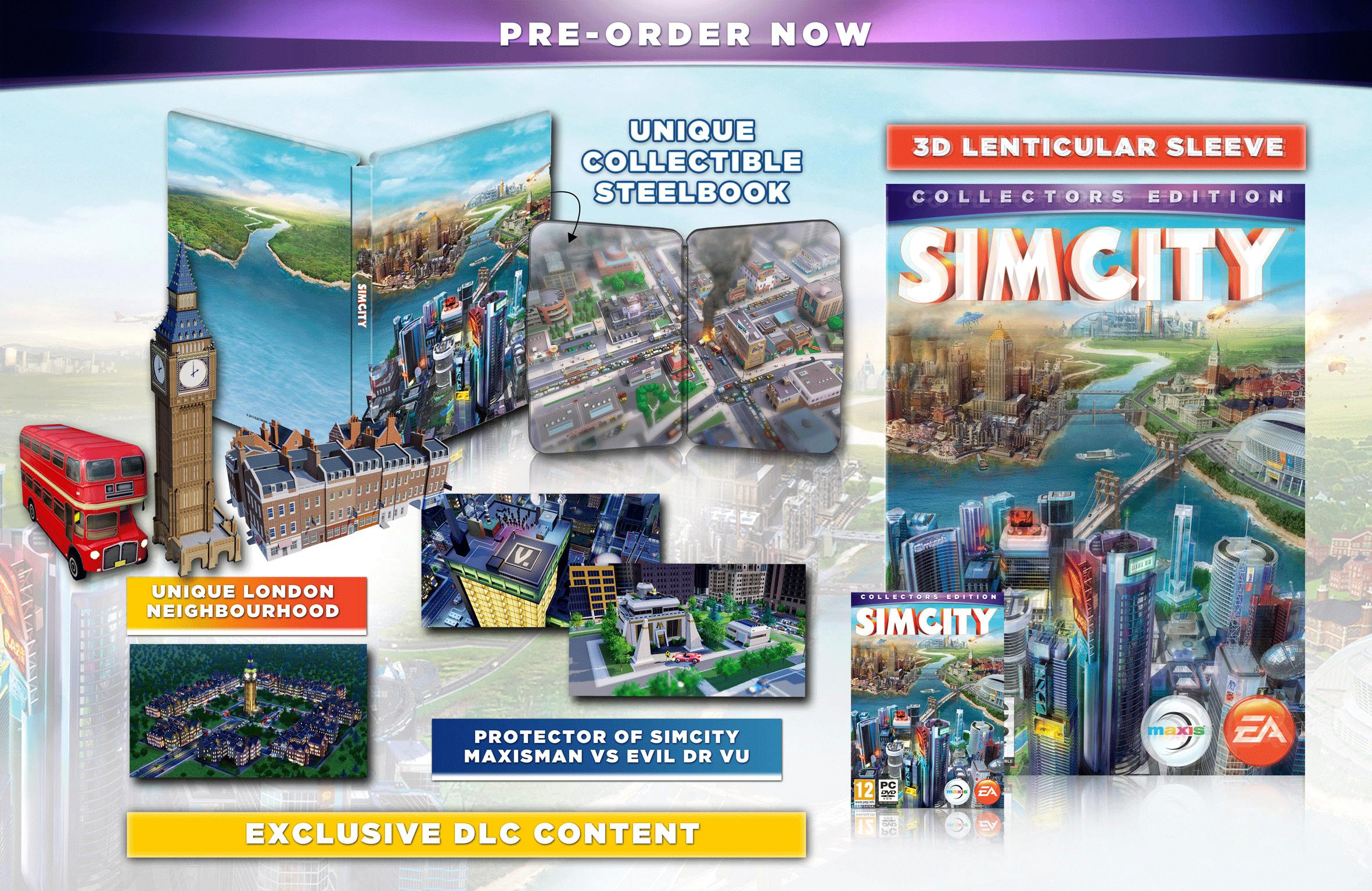 Sim City - Edition Collector