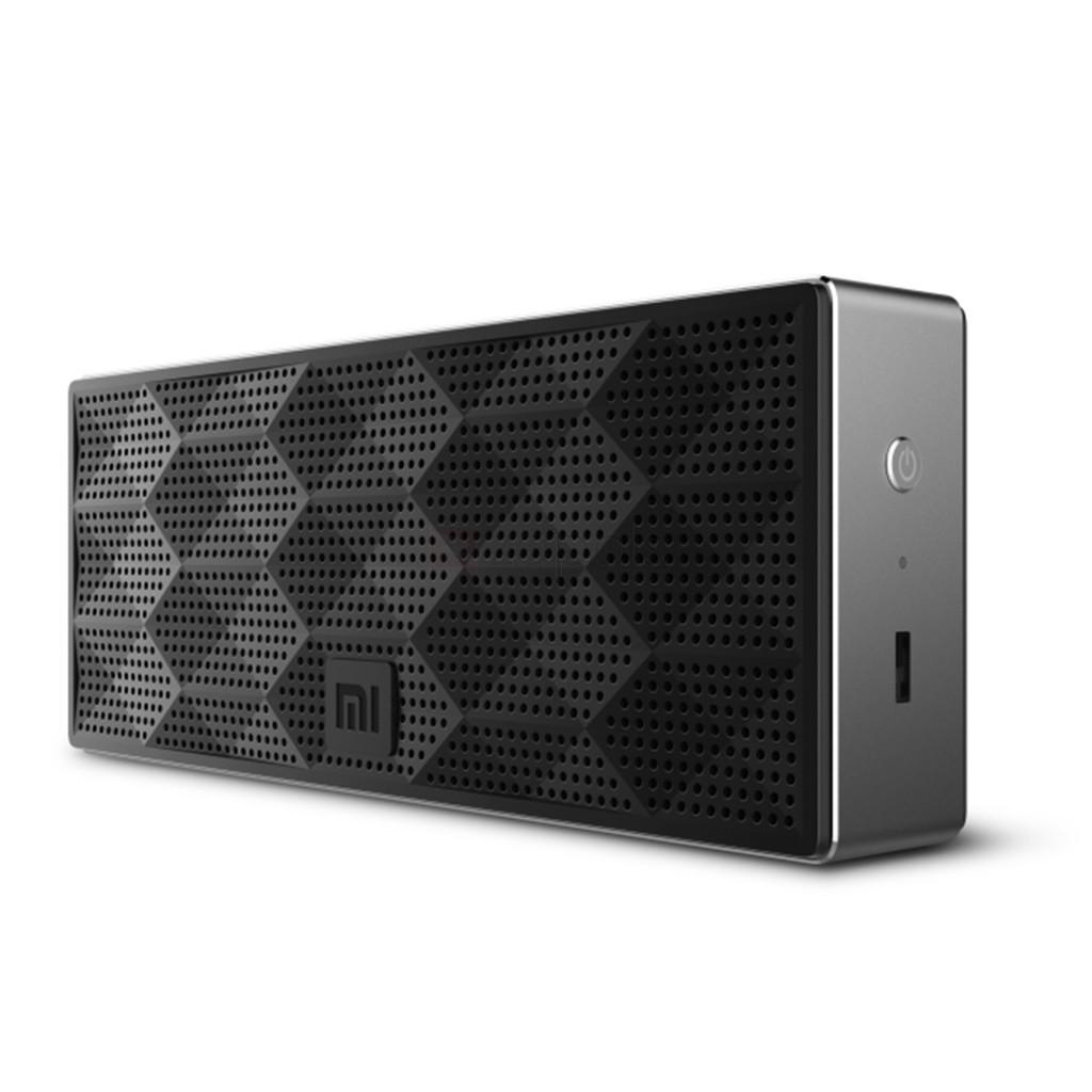 Enceinte bluetooth 4.0 Xiaomi Square Box - 1200 mAh, Noir ou Blanc