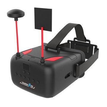 Lunette/casque Eachine VR D2 - 800*480, Raceband 5.8G pour Drone FPV