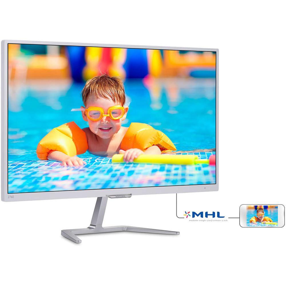 "Ecran PC 27"" Philips 276E7QDSW - Full HD"
