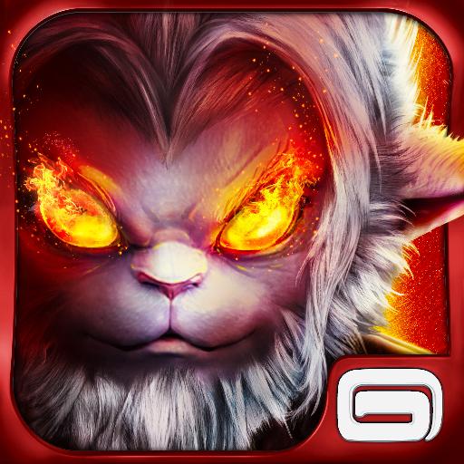 Jeu iOS -  Order & Chaos Online (MMORPG) gratuit jeu du mois