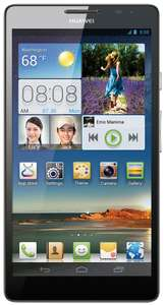 Smartphone Huawei Ascend Mate Noir (Avec ODR de 50€)