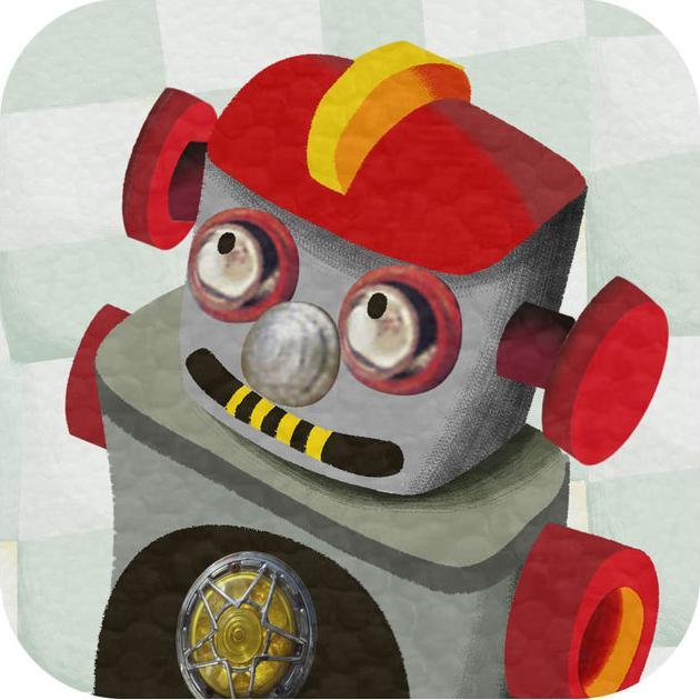 Apprends-moi à lire - Timot le robot gratuit sur iPad (au lieu de 4.99€)