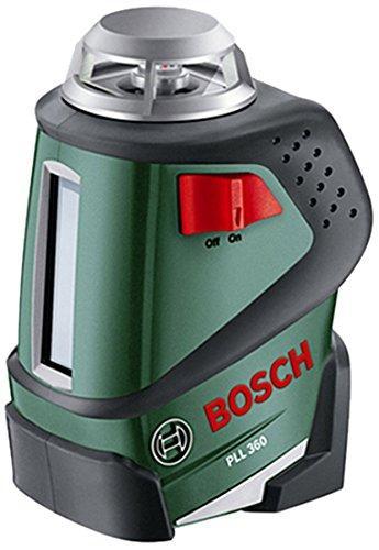 Niveau Laser Bosch PLL 360 Premium - Niveau + Trépied + Housse