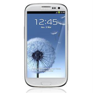 Smartphone Samsung Galaxy S3 Blanc (ODR 50€)