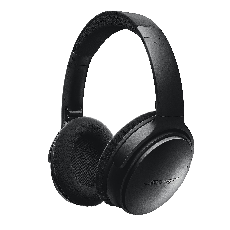 Casque Sans-Fil à Réduction de Bruit Bose QuietComfort 35 - Noir