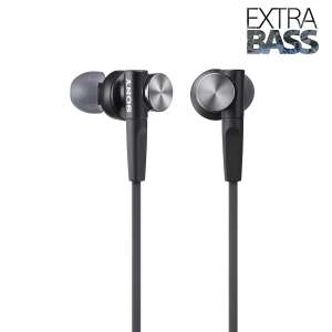Ecouteurs Intra-auriculaires Sony MDR-XB50B Extra Bass - Noir