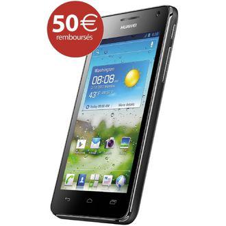 Smartphone Huawei Ascend G615 (Honor 2) avec ODR 50€