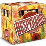 Lot de 2 Packs de Bières aromatisées Desperados Tequila - 24 x 33cl