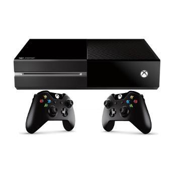 Pack Console Xbox One 500Go + 2ème manette