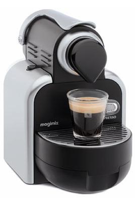 Magimix Nespresso Essenza Auto Gris 11279 M100 (Avec ODR de 20€)