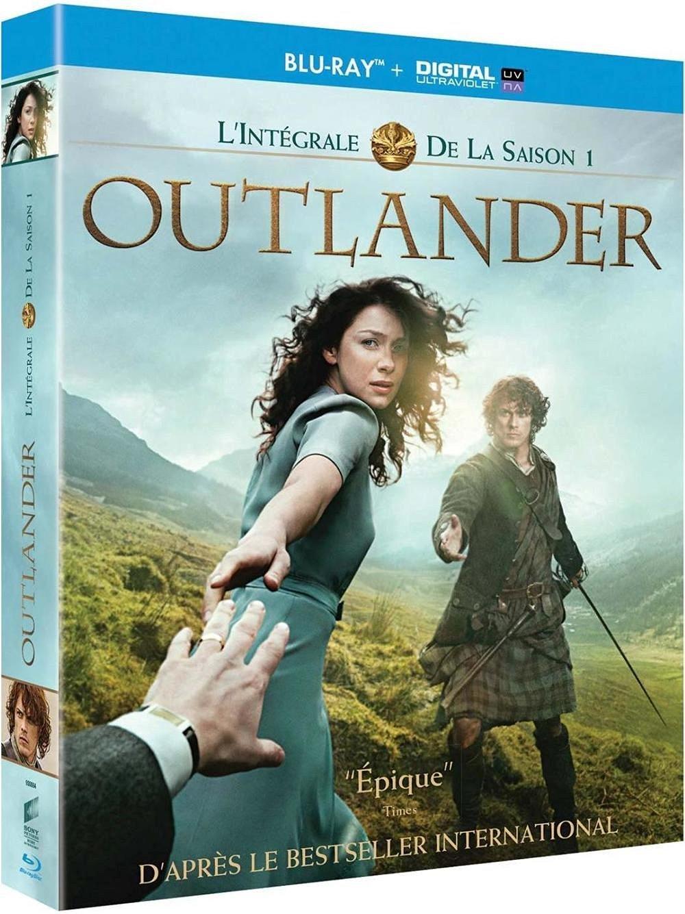 Blu-ray + Copie digitale Outlander - Saison 1