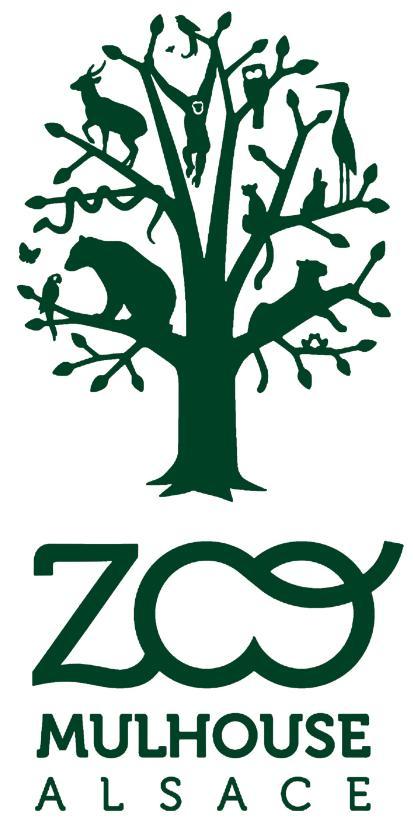 Entrée au Parc zoologique et botanique