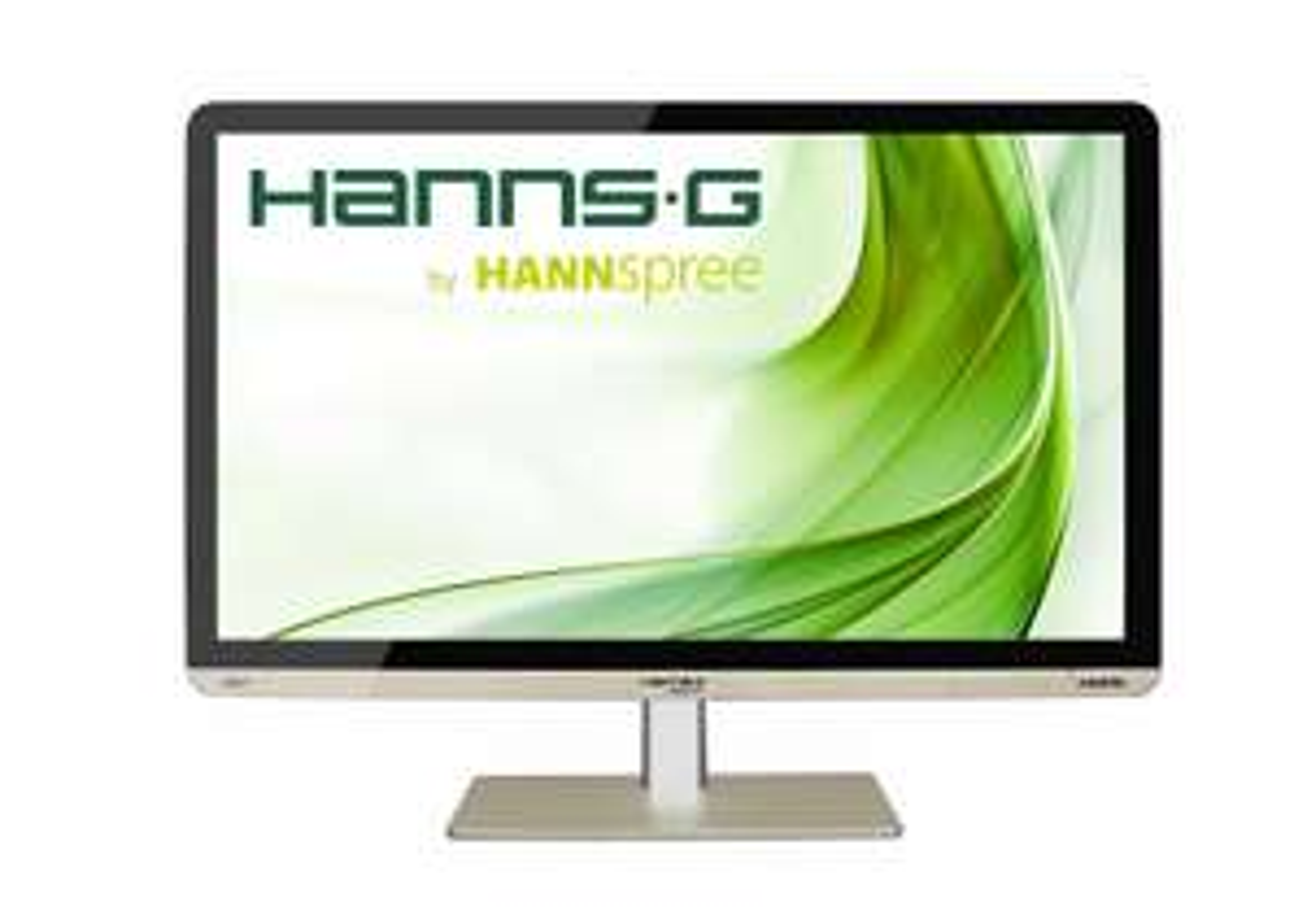 "Ecran PC 27"" Hannspree Hanns.G HQ271HPG - Noir, Cuivre métallique, 2K"