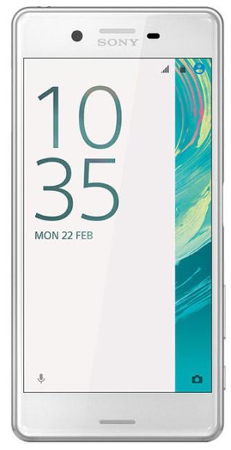 "Smartphone 5"" Sony Xperia X Performance F8132 - 4G+, Blanc, 64 Go, Double SIM"