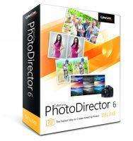 Logiciel CyberLink PhotoDirector 6 Deluxe gratuit