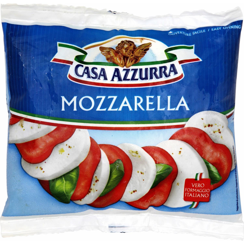 Mozzarella Casa Azzurra 125g gratuit (au lieu de 0.89€)