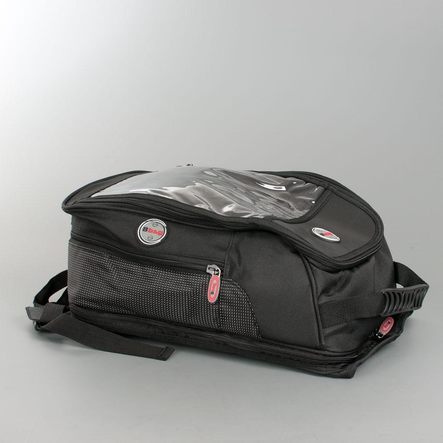 Sacoche réservoir Bbag Magnetic Expander pour moto - 20L