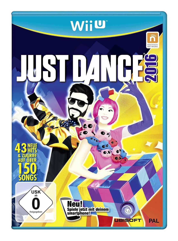 Jeu Just Dance 2016 sur Wii U