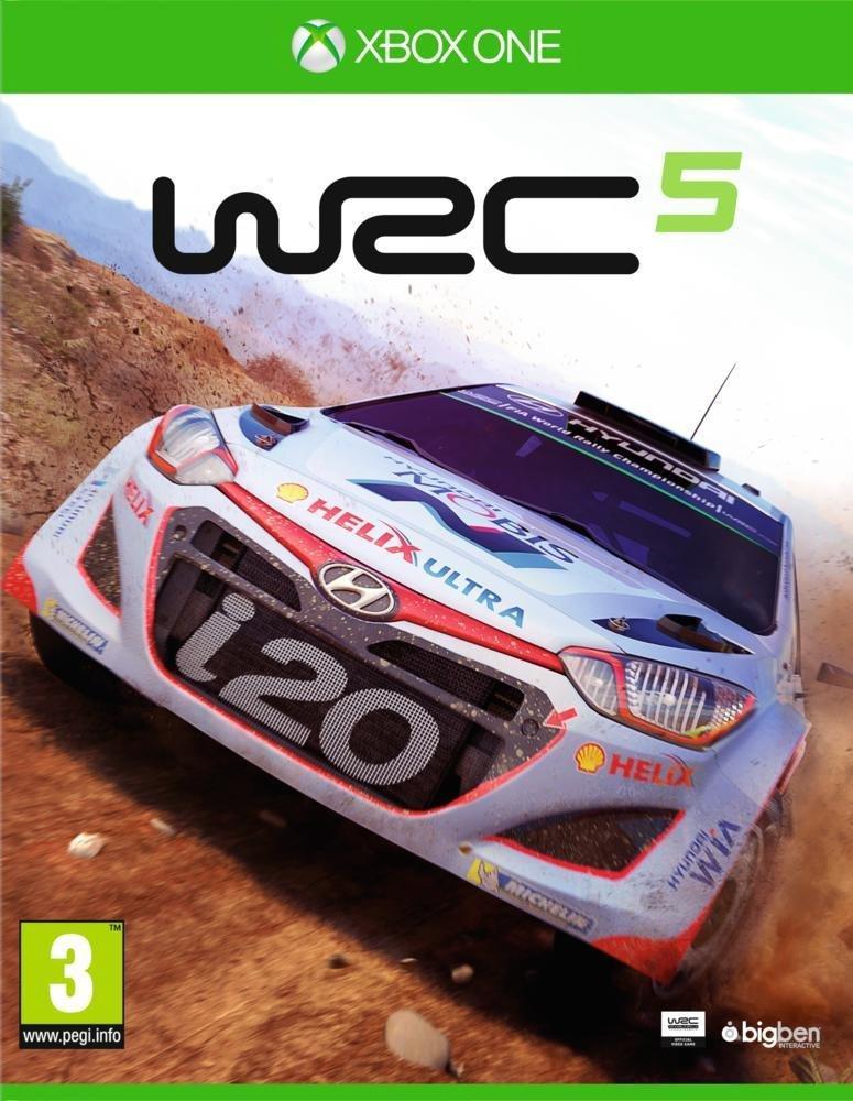 Selection de Jeux Vidéo en Promo - Ex : WRC 5 sur PC / PS4 / Xbox One